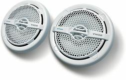 Sony XSMP1611 6.5-Inch Dual Cone Marine Speakers