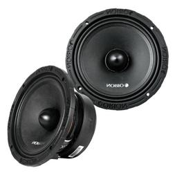 Orion XTX88F Xtr 8 Midrange Speaker With Sealed Basket & Gri