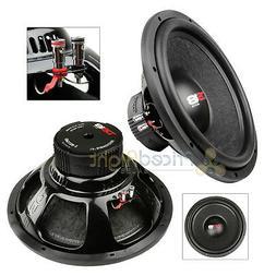 """DS18 Z-BD154D 15"""" Inch Car Subwoofer 1400W Max Dual 4 Ohm Ba"""