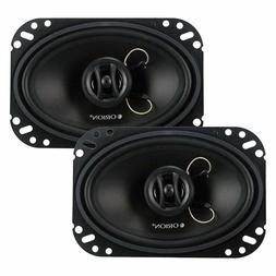 Orion Car Audio ZTC460 Orion Ztreet 4x6 2 Way Speaker 300 Wa
